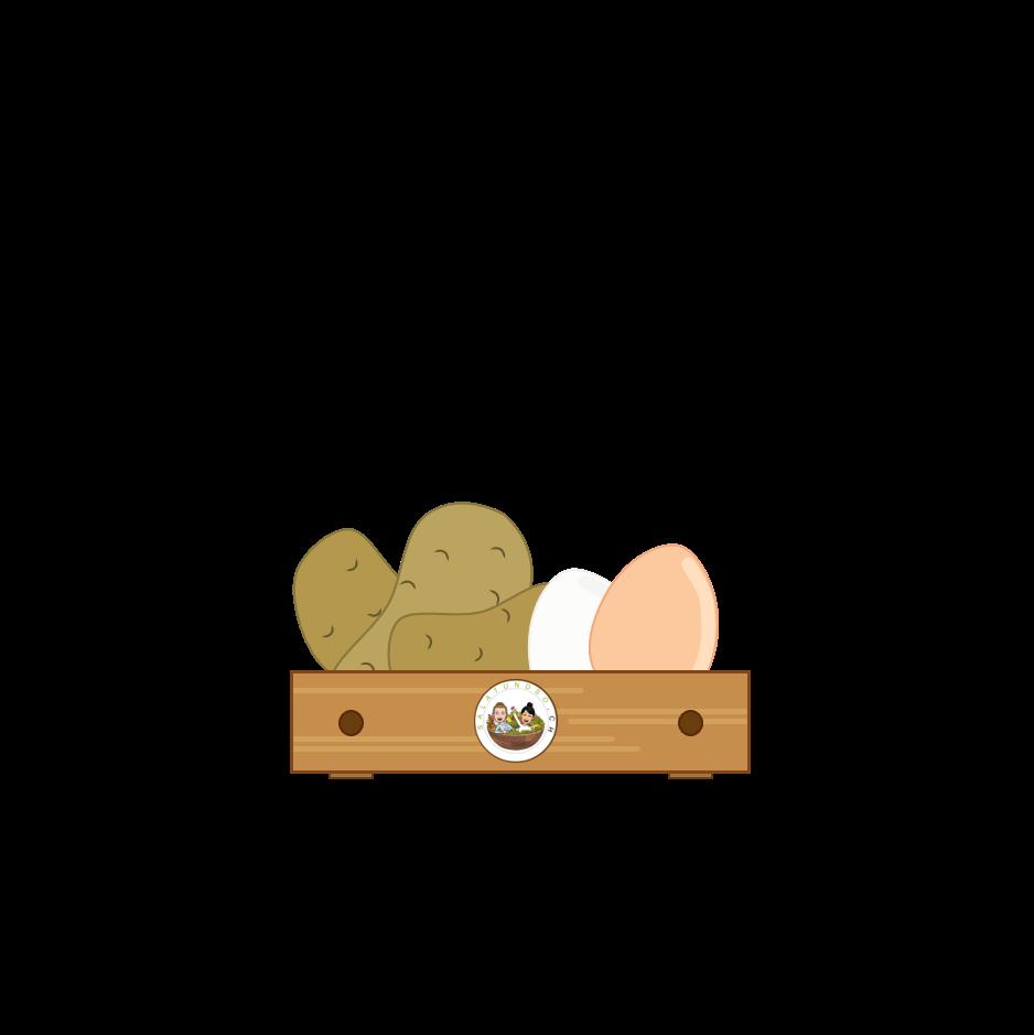 Eier & Kartoffeln