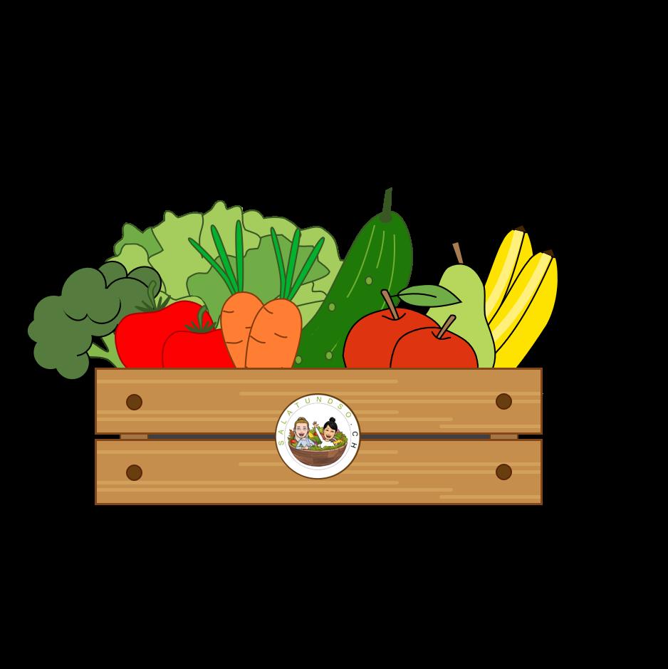 Gemüseboxen